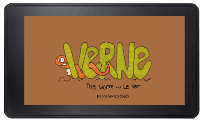 verne-in-kindle-frame